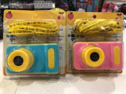 Título do anúncio: Mini Câmera Vídeo E Fotos Digital Adorável Crianças Infantil Portátil