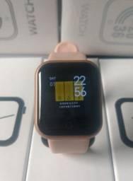 Relógio Smartwatches Rosa