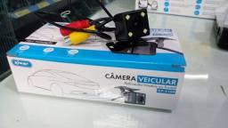 Título do anúncio: Câmera Veicular Knup - KP-S109 - Aplicação traseira ou frontal - Fácil instalação