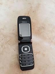 Celular Antigo Nokia funcionando
