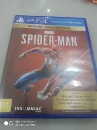 Jogo PS4 spider Man