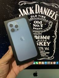 Título do anúncio: Iphone 13 pro 256 azul em Slz