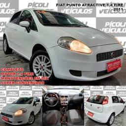 Título do anúncio: Fiat PUNTO ATTRACTIVE 1.4 FLEX