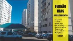 Título do anúncio: Condomínio fechado no bairro Fernão Dias - 3 quartos, 1 suíte, 1 vaga