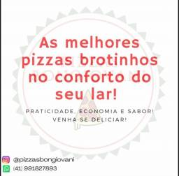 Pizza Brotinhos