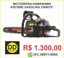 Motoserra Kawashima Ksc580e Gasolina