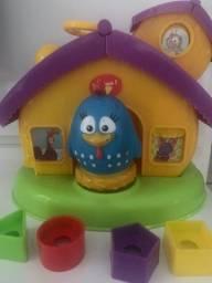 Casa da Galinha Pintadinha