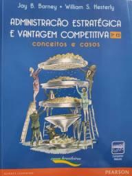 Administração Estratégica e Vantagem Competitiva 3a Ed.