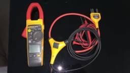 Título do anúncio: Alicate Volt-amperímetro Digital Fluke 376