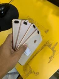 Título do anúncio: iPhone 8 plus-com nota fiscal com garantia -