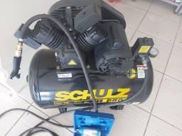 Título do anúncio: Compressor de ar schuz pro