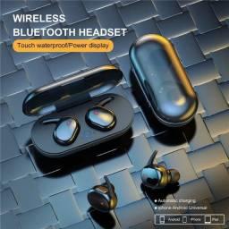 Fone Bluetooth 5.0 y30 Tws