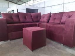Título do anúncio: Sofa direto da fabrica cm entrega grátis