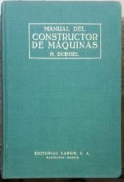 Manual Del Constructor de Máquinas