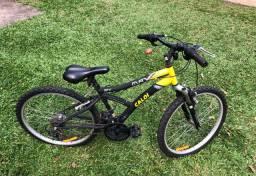 Bicicleta Caloi Max Front 21V aro 24? 21 marchas