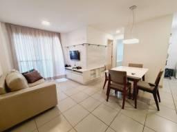 Lindo apartamento com 2 quartos sendo suíte mobiliado em Boa Viagem