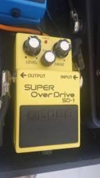 Pedal Super Overdrive SD-1 BOSS
