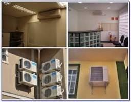 Título do anúncio: Ar condicionado instalação e manutenção de todas marcas