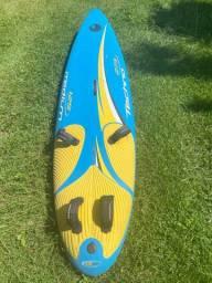 Linda Prancha windsurf Bic Techno 125 litros