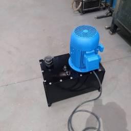 Unidade hidráulica 10cv