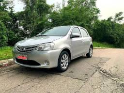Título do anúncio: Toyota Etios x 1.3 14/15 Único Dono