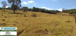 Título do anúncio: Terreno em Carmópolis de Minas/MG 75 mil metros. com água corrente, curral e lagoa