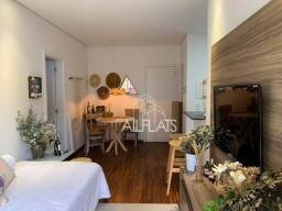 Título do anúncio: Apartamento Garden com 1 dormitório, 46 m² - venda por R$ 950.000 ou aluguel no Morumbi -