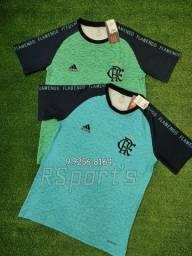 Camisa do Flamengo passeio (valor de cada)