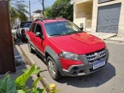 Título do anúncio: Fiat Strada Adventure 1.8 16v Cabine Dupla 2011/2011