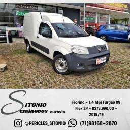 Fiorino - 1.4 Mpi Furgão 8V Flex 2P - R$73.990,00 - 2019/19