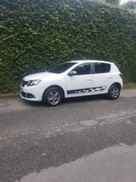 Título do anúncio: Renault Sandero Vibe 1.0 Completo 16/17