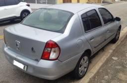 Título do anúncio: Renault Clio Authentic 1.0 16V Hi-Flex 2007 íntegro