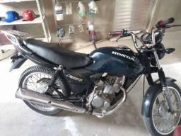 Moto Fan - Bem Conservada