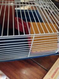Título do anúncio: Vendo gaiola de hamster