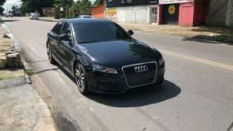 Audi A4 top de linha, oferta!