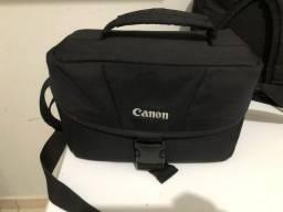 Bolsa Bag para câmera fotográfica Cânon