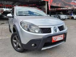 Título do anúncio: Renault SANDERO STEPWAY 2011 1.6 COM GNV REGULARIZADO