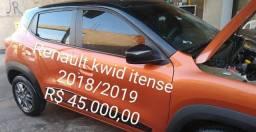 Título do anúncio: Renault kwid itense