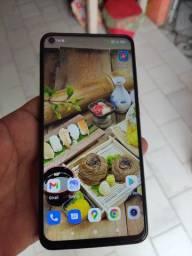 Título do anúncio: Xiaomi Mi Note 9 128gb Seminovo aceito cartões