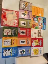 Livros paradidáticos e diversão infanto-juvenil