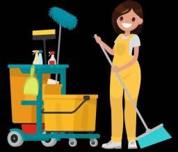 Título do anúncio: Empregada Doméstica