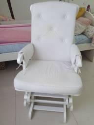 Cadeira de amamentação (deslizante)