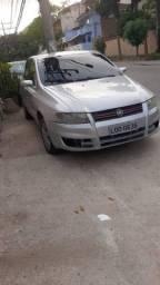 Título do anúncio: Fiat stilo 2003 gnv/gasolina vendo ou troco