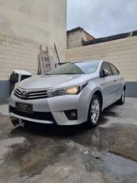 Título do anúncio: Toyota Corolla Sedan 1.8 Dual VVT-i GLi Multi-Drive (Flex)