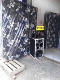 Título do anúncio: Cama box casal com 5 cm de espuma r$ 300