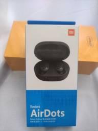 Grande oportunidade! Redmi Air dots da Xiaomi.. Novo Lacrado com Entrega