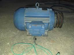 Motor indução trifásico - gaiola