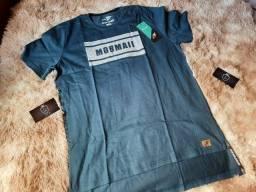 Camisa Mormaii e maresia