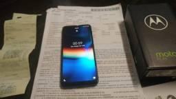 Moto G9 play 64 GB passo cartão