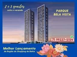 Título do anúncio: |oferta| Orquidário, lançamento de 2 e 3 quartos no melhor bairro de Salvador